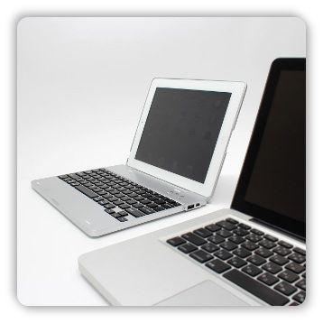 Аксесуар перетворює iPad в ноутбук