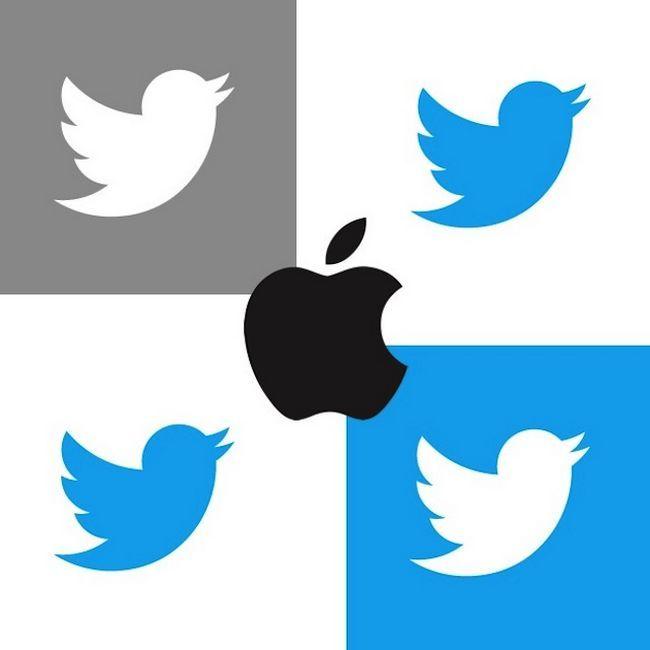 Apple інвестує в Twitter