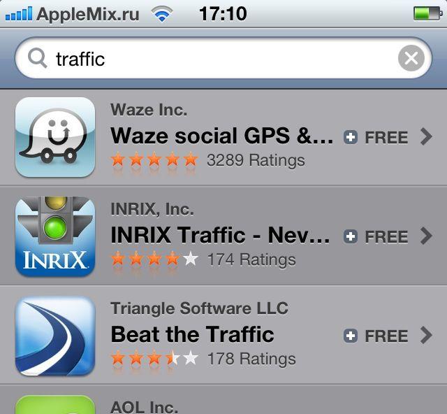 Apple змінює пошуковий алгоритм app store