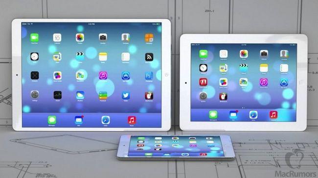 Apple працює над новим продуктом. Великий ipad?