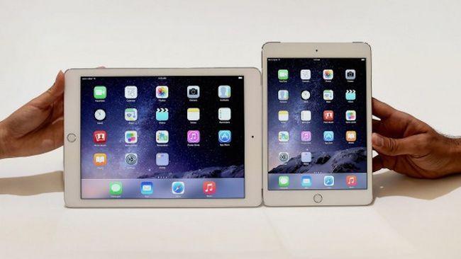 Apple в трійці лідерів серед постачальників планшетів в рф