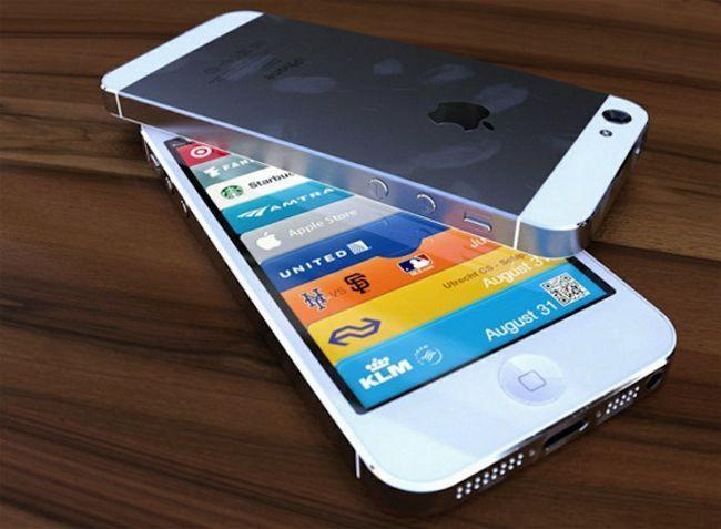 Чи буде у iphone 5 бездротова зарядка?