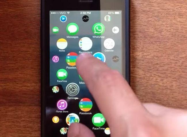 Інтерфейс apple watch на iphone (відео)
