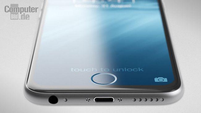 Інженери apple можуть зробити кнопку home віртуальної