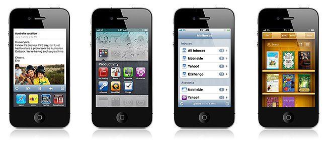 Ios 4 - нова мобільна операційна система