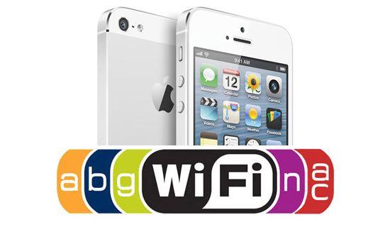 Iphone 5s отримає wi-fi модуль стандарту 802.11ac