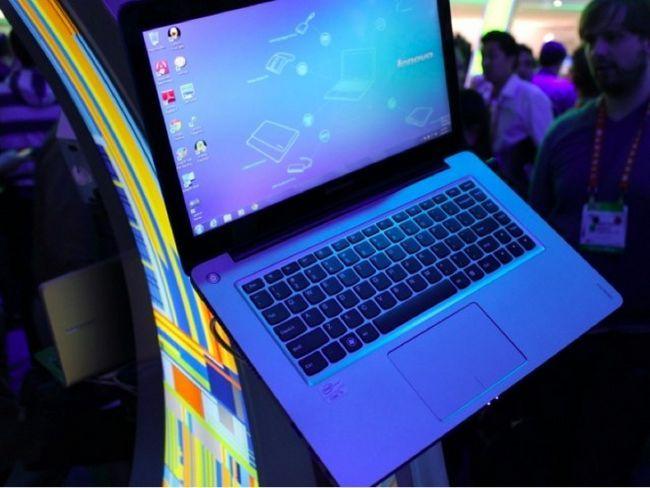 Підсумки ces 2012: ультрабуки та планшети