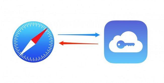 Як подивитися збережені в safari паролі на iphone і ipad