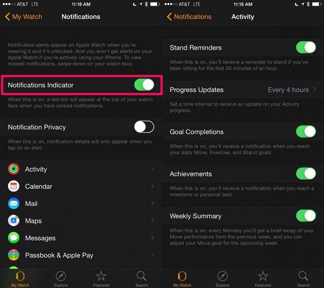 Як переглянути повідомлення на apple watch?