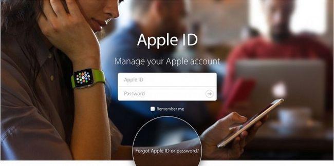 Як видалити свій apple id?