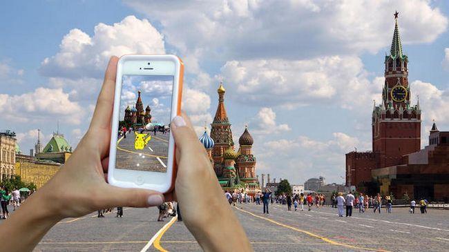Кількість гравців pokemon go в москві перевалила за 1 млн осіб