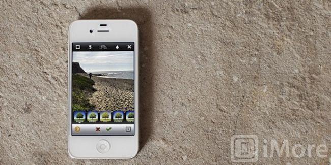 Кращі безкоштовні фотододатку для iphone