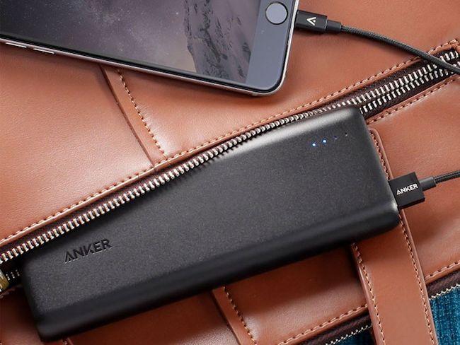 Кращі портативні зарядні пристрої для iphone 6s