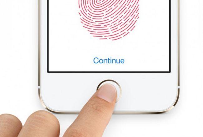 Недоліки сканера відбитків пальців iphone 5s