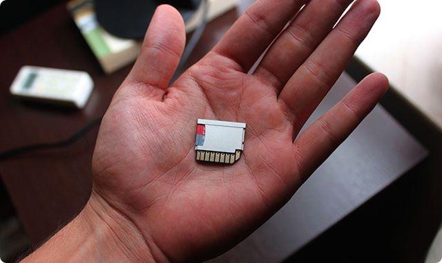 Nifty minidrive - 64гб «вбудованої» пам`яті для вашого macbook