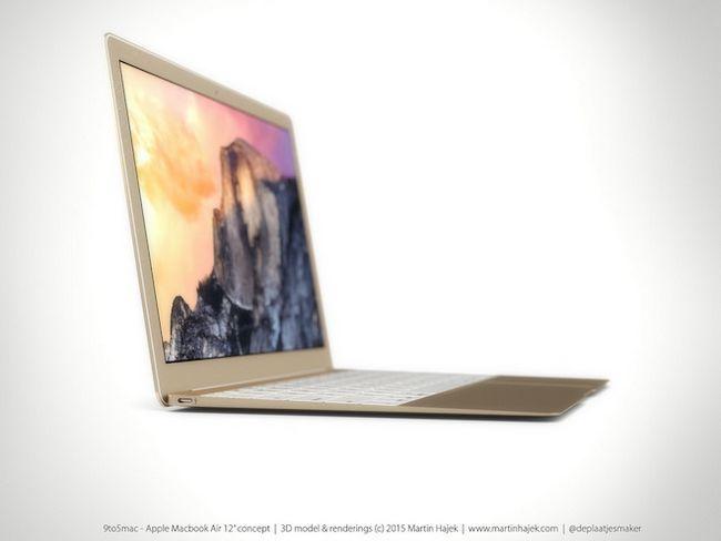 Ноутбуки apple стануть ще тонше