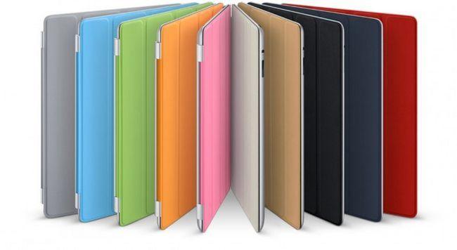 Огляд ipad smart cover