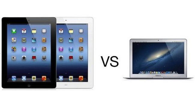 Чому ipad краще для навчання, ніж macbook air