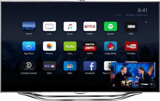 Презентація apple: головною фішкою нової apple tv стануть гри