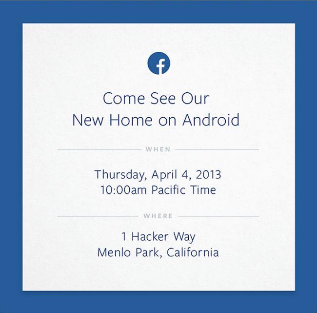Смартфон від facebook? Скоро дізнаємося
