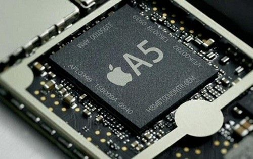 У apple вже є прототип macbook air з процесором apple a5?