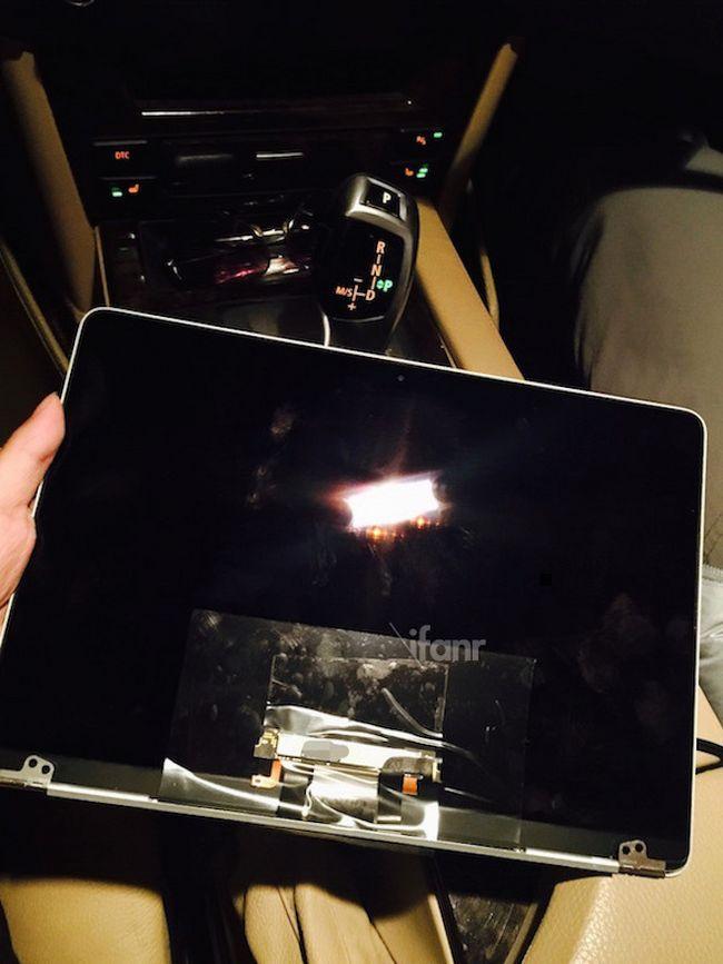 У мережі з`явилися фото 12-дюймового macbook air