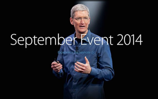 Все відео з презентації apple 9 вересня