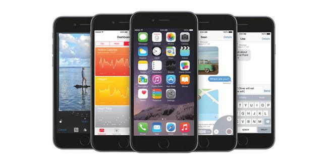 Зустрічаємо iphone 6 і iphone 6 plus (огляд)