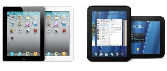 Webos працює на ipad 2 в два рази швидше, ніж на «рідному» touchpad