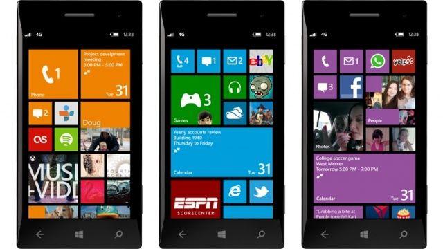 Windows phone 8 - конкурент ios чи ні?