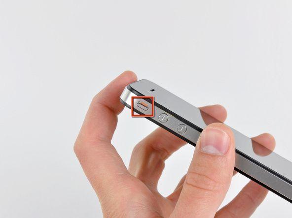 Заміна кнопки «home» в iphone 4 / 4s